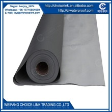 for roof 2mm anti-UV TPO waterproof roll