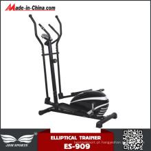 Máquina elíptica magnética da bicicleta do instrutor da cruz do cabo flexível do corpo
