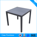Plastic wood Material and Dining Room Furniture table