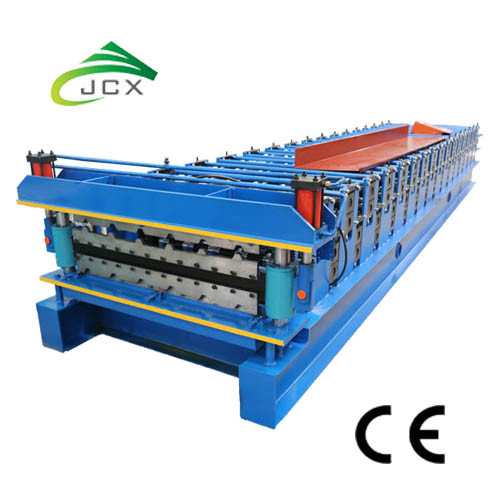 IBR Galvanized Roll Forming Machine Untuk Atap Panel