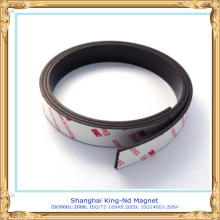 Anisotropic Rubber Flexible Magnets with 3m Adhesive