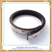 Анизотропные резиновые гибкие магниты с клеем 3м