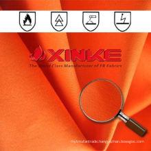 Xinke Protective EN/NFPA 100% cotton 3/1 anti fire fabric