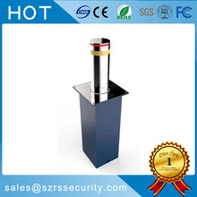 Security Bollard With Pneumatic Or Hydraulic Type Bollard