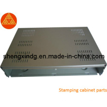 Stamping Punching Assembly DVD Cabinet Parts (SX104)