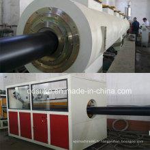 Chaîne de production de tuyau de PVC de PE / pp PPR avec du CE, OIN