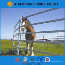 America PVC revestido cavalos Yards com ISO