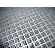Fiberglas geformtes Gitter / FRP / GRP Grey Grating