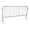 Road safety traffic crowd control barrier
