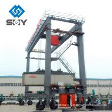 Заводская Цена крана rtg /резиновые шины контейнерный Козловой кран