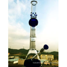 Enjoylife Hbking Fumar Waterpipe Vidrios Matemáticos Beaker Scientific Glass Water Pipe 420