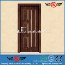 JK-MW9014 madeira de noz madeira de melamina porta interior