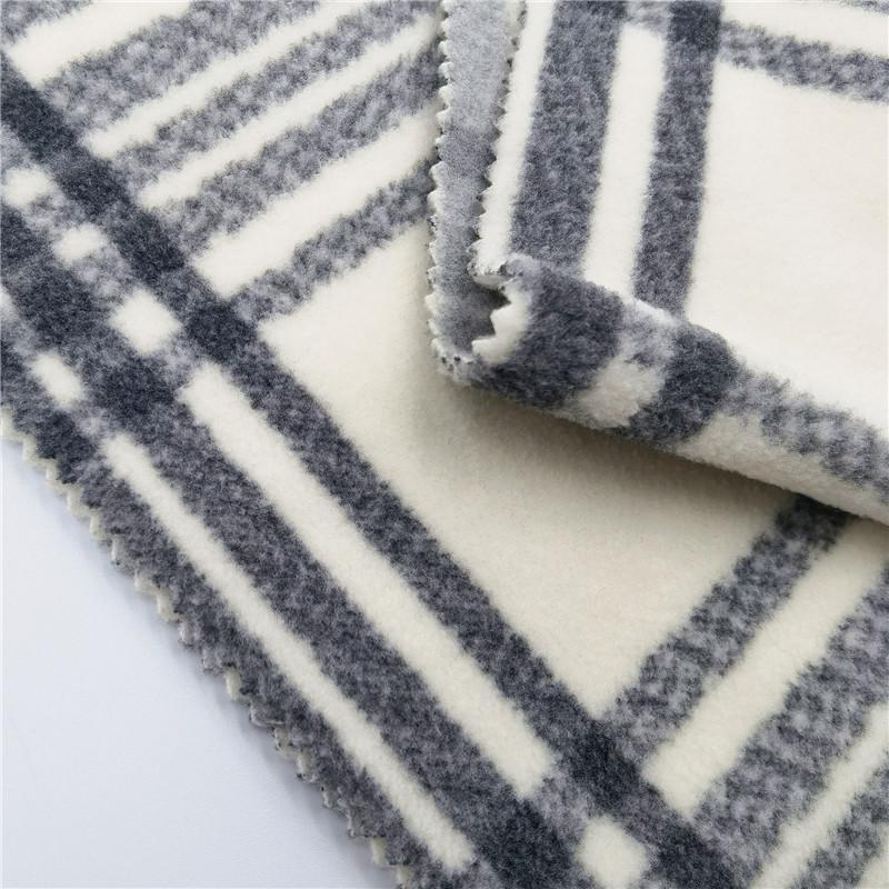 100 Polyester Fleece Fabrics