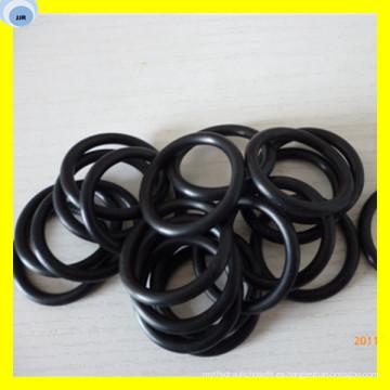 Sello de goma coloreado del anillo O de goma de los anillos O del silicón pequeño