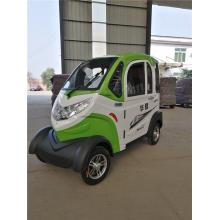 Coche clásico eléctrico, coche eléctrico de cuatro ruedas
