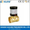 Q22HD-40 2/2 Wege Kolben Typ Messing Material Pneumatische Kolbenventil