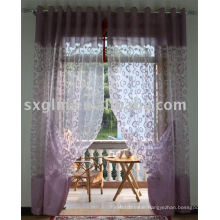 100% polyester sheer Curtain and Drapes