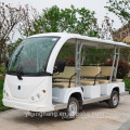 11 seaters high quality gas powered new passenger shuttle bus for sale