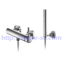 Supor single handle 304# Stainless steel shower sets shower head