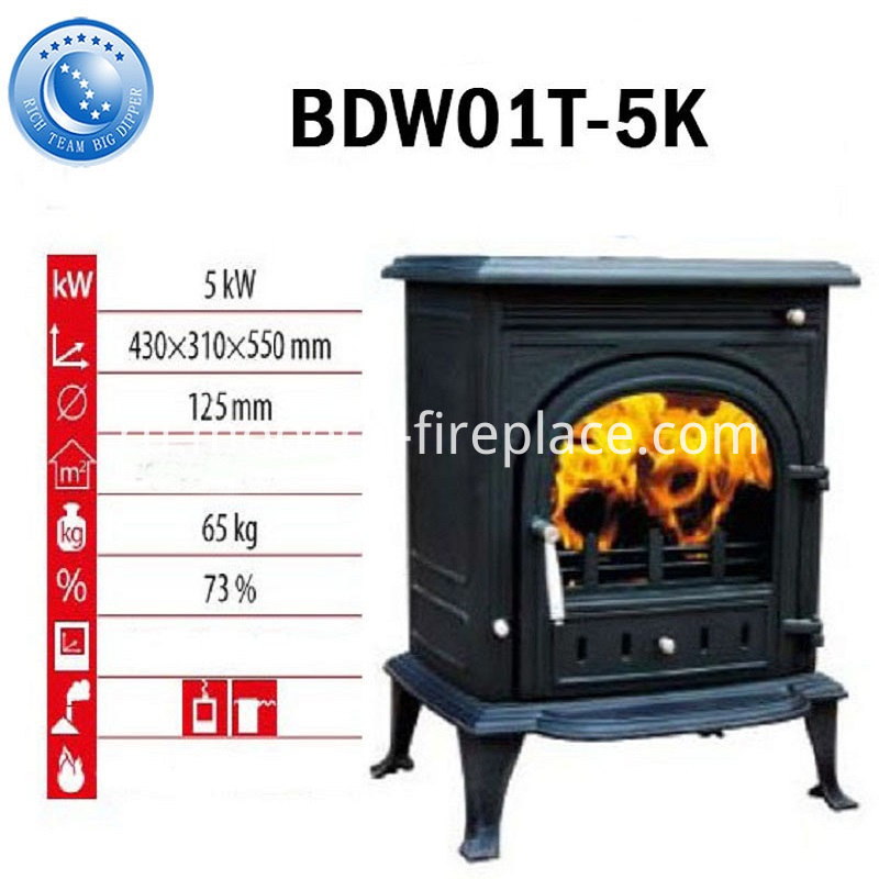 Outdoor Most Efficient Wood Burning Stoves