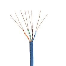 Certificado UL ethernet cat6 cabo de cobre puro utp