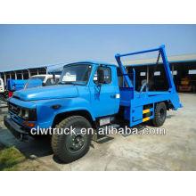 Dongfeng 6-8cbm vehículos de recogida de basura