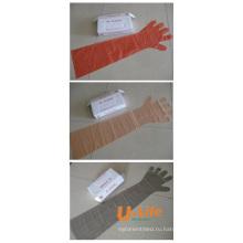 Ветеринарные перчатки Сделано PE