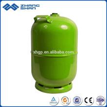 Projeto engarrafado personalizado Novo Cilindro Lpg Para Gases Especiais Industriais