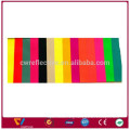 Colorful Durable Double Sides Reflective Stretch Fabric