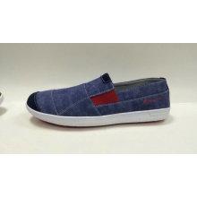 Heiße Verkaufs-Art- und Weisesegeltuch-beiläufige Schuhe mit bequemem
