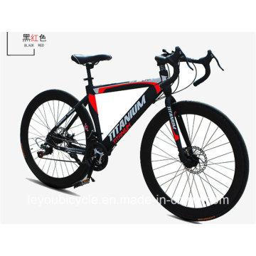 Bicicleta de carreras de carretera de 21 velocidades 700c / Bicicletas de engranaje fijo