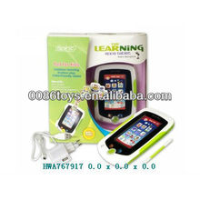 Pad de aprendizagem para crianças com USB e carregador