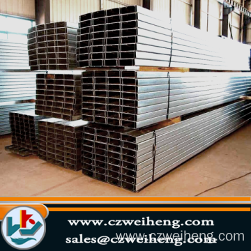 Average Galvanized Square Steel Pipe