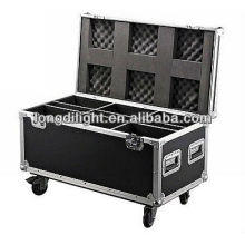 Flight case for led moving head light