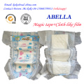 El paño mágico de la cinta tiene gusto de la película China Pañal soñoliento disponible del bebé del producto caliente con buena calidad