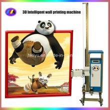 Impressora de decoração de parede vertical de alta qualidade para propaganda de logotipo ou decoração doméstica