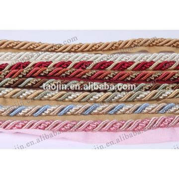 Home Curtain Textile Accessoire Taojin Decorative Curtain Rope