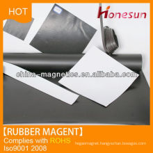 Magnetic Rubber Magnet Sheet adhesive