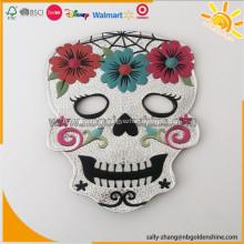 Brinquedo de máscara facial de crânio