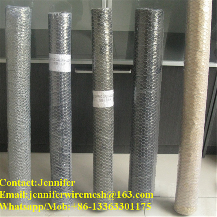 package of hexagonal wire mesh