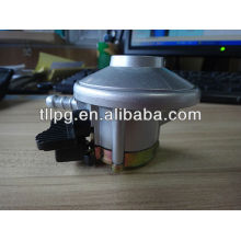 Adjustable valve pressure lpg gas regulator for Nigeria