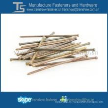 Uñas de cobre decorativas de calidad superior