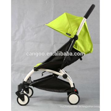 Fancy Einfache Single Baby Jogger City Spaziergänger mit Multi Farben können leicht gefaltet werden, um Kabine zu planen