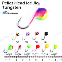 Top Quality Fishing Pellet Jig Tungsten