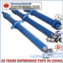 Telescopic Hydraulic Cylinder for Hydraulic Garbage Truck with High Quality