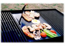 Cooking Reusable BBQ Cooking Sheet
