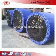 DHT-129 cold resistant cotton Rubber Belt conveyor china