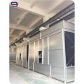 Tour de refroidissement 208 tonnes Steel Open pour système VRF
