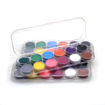 Bästa Cosplay Water Based Festival Face Paint Kit