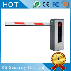 Electronic Boom Barrier Gate System